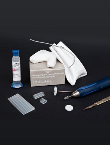accessoires activateur dentaire